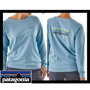 NWT Patagonia Women's L/S Responsibili-tee